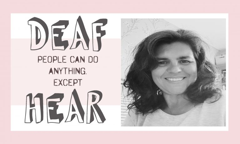 Deaf People Can Do Anything Except Hear